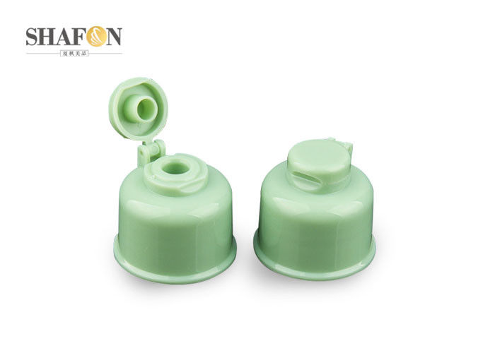 24 / 410 Colorful Cosmetic Bottle Caps Screw Closures Anti - Osmosis